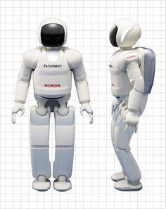 Honda Humanoid Robot -Asimo