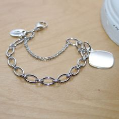 4ac094605 BeadifulBABY My First Charm bracelets for girls. Engravable charm included.  Free engraving. Charm. Charm Bracelets For GirlsPersonalized GiftsBaby ...