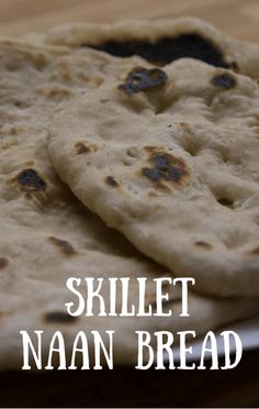 On The Chew, Carla Hall prepared a Skillet Naan Bread with a refreshing Cucumber Relish. Whether served alone as an appetizer or along with a hearty protein, this is one tasty dish!