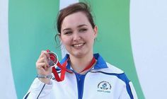 Jen McINTOSH [bronze] [50m rifle prone] + [silver] [50m rifle 3 positions]  Scotland