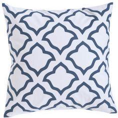 Jharokha Navy Pillow design by Allem Studio