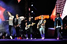 The boys at the show in Lima