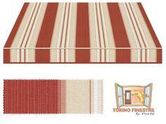 Tende da sole Tempotest Fantasia Marrone 636/84