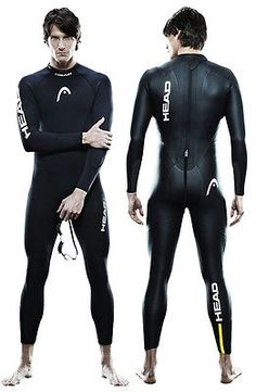 Head - mens tricomp 12 #triathlon wetsuit - #5/3/2mm - open #water swimsuit…