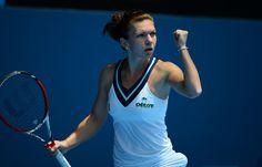 Simona Halep, Tennis Racket, Melbourne, Sports, Tennis, Hs Sports, Sport