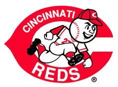 Cincinnati Reds Logo (1972 - 1992)