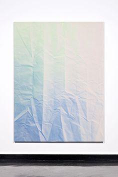 Tauba Auerbach Untitled (Fold)