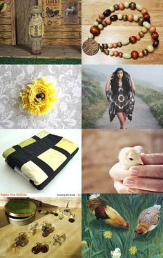 There's A New Chick In Town by Gail on Etsy--Pinned with TreasuryPin.com #integritytt