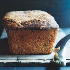 The dough for this recipe is wetter than many home bakers may be used to, but the end result is a delightfully moist, textured bread.