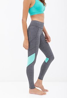 Look and feel your best in Forever 21 activewear and workout clothes for women! Get fit in our sports bras, leggings, shorts, crop tops & more. Sporty Outfits, Athletic Outfits, Athletic Wear, Cute Outfits, Athletic Clothes, Athletic Fashion, Summer Outfits, Mesh Yoga Leggings, Sports Leggings