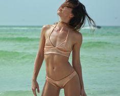 Bikini Top, Halter Bikini Top, Bandeau Bikini Top, Wrap Bikini Top, Triangle Bikini Top in Red and Purple Tie Dye Print (Wrap Top Sangria) Halter Bikini, Bikini Swimwear, Bikini Tops, Bikinis, Free Spirited Woman, Coral, Designer Swimwear, Bikini Fashion, Bikini