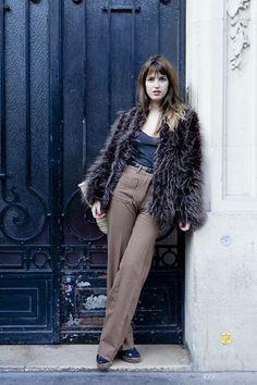 Jeanne Damas, une-fille-un-style, French Vogue
