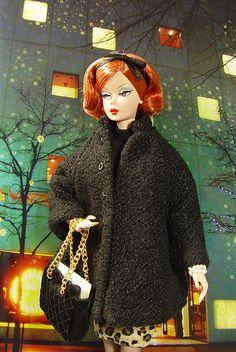 Barbie Silkstone, Fashion Editor