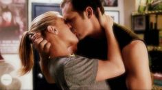 Eric and Sookie: First Kiss (True Blood)