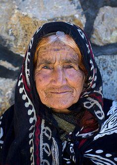 Old Kurdish Woman, Palangan, Iran | Flickr - Photo Sharing!