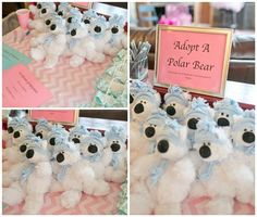 Winter ONE-derland First Birthday - Pretty My Party