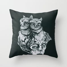 Black And White Pillows, Throw Pillows, Cushions, Decorative Pillows, Decor Pillows, Scatter Cushions