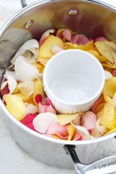 How to Make Your Own Rosewater
