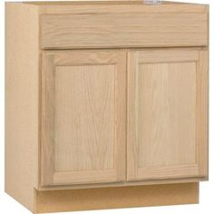 24x84x18 In Pantry Cabinet In Unfinished Oak Dduc2418ohd At The Home Depot Farmhouse Remodel