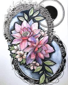 Mandala Canvas, Mandala Artwork, Simple Art, Easy Art, Fabric Paint Designs, Colorful Rangoli Designs, Art Painting Gallery, Flower Art, Flower Prints
