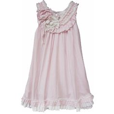 Light Pink Casual A-line Dress - By Isobella and Chloe at www.googoogaagaa.com Goo Goo Gaa Gaa Children's boutique