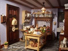 Cocina de la Casa Georgiana...18..33 qw