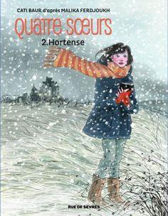 Quatre sœurs, une leçon de vie en douceur et en nuances - http://www.ligneclaire.info/hortense-cati-baur-ferdjoukh-12027.html