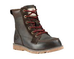 6b245201d4f8 Kids  Earthkeepers® 6-Inch Moc Toe Boot - Timberland Timberland Kids