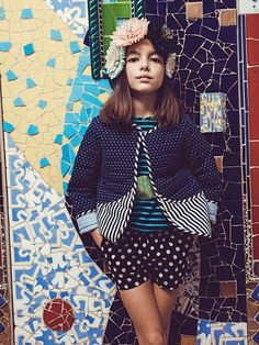 Le flower power de Margherita Missoni | MilK - Le magazine de mode enfant