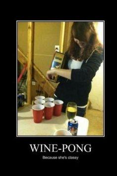 I always keep it classy! @Nancy Hilgardner lets do this! ahha @Laura Mcginnis...next wine night? HAHA