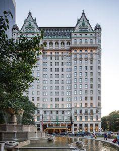 The Plaza Hotel quedarte en un viaje a New York en este hotel es un sueño ... hazlo tuyo  mueve tus energía personales y las de tu entorno para cumplir tus sueños. www.espaciosawa.com