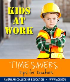 Save time in the classroom by creating a student workforce. Employ a Librarian to manage the books; a Sanitation Officer to pick up trash on the floor; a Master of Ceremonies to have everyone line up single file when it's time for lunch. Pay your workforce in gold stars or another incentive that works for you!