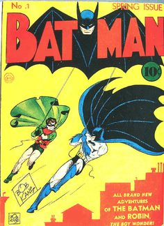 Batman #1 First Appearance of Joker, Hugo Strange, and Catwoman  Record sale: $567,000  Minimum value (poor but complete): $10,000