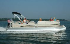 New 2010 Cypress Cay Boats 250 Cabana Pontoon Boat