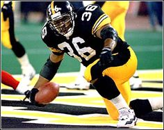 Jerome Bettis - Pittsburgh Steelers