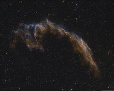 By Nicolas Fischer Eastern Veil Nebula