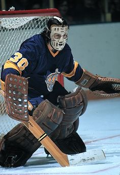 Rogie Vachon / Los Angeles Kings