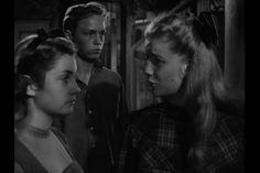 Peggy McIntyre, Steve Brown and Barbara Bel Geddes in I Remember Mama (1948)