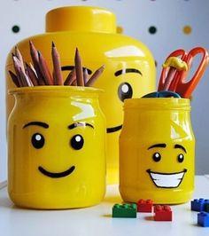 6 manualidades recicladas con frascos de cristal