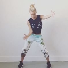 This Tracy Anderson Move Is So Fun and Easy, You Won't Be Able to Stop