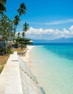 Batong Malunhaw Beach, Cebu, Philippines