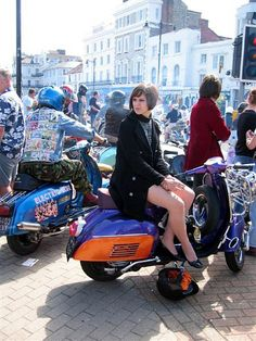 IOW Scooter Rally