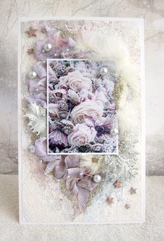 Материализация снов: Цветы под снегом