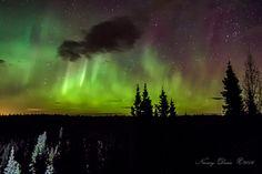 Alaska s Night Sky 2