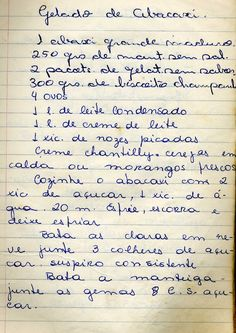 Culinaria  -_livro_de_receitas Old Italian Recipes, Vintage Recipes, Cauliflower Recipes, Strudel, I Love Food, Sweet Recipes, Sweet Treats, Deserts, Desert Recipes