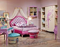 #kidsroom #furniture #kids #children комплект в детскую Giusti Portos ARMONY, ARMONY