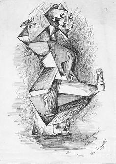 cubist-man-padamvir-singh.jpg (638×900)