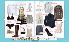 50 classics for your closet #34-50