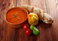 Rajčinová polievka na toskánsky spôsob Cantaloupe, Fruit, Ethnic Recipes, Food, Essen, Meals, Yemek, Eten