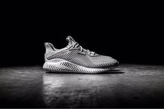 online store b9d34 78953 Here Is Your First Look at the Reigning Champ x adidas AlphaBOUNCE